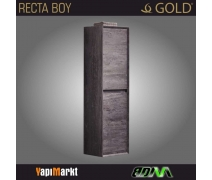 GOLD Recta Boy Dolabı
