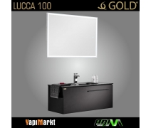 GOLD Lucca 100cm Banyo Dolabı