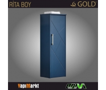 GOLD Rita Boy Dolabı